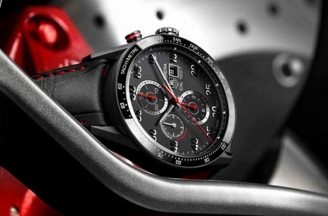 ff75d6dc7 Švajčiarska spoločnosť zo sektora luxusných hodiniek – Tag Heuer v New  Yorku predstavila svoje prvé inteligentné hodinky (SmartWatch) s názvom  Connected ...
