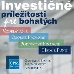 investičné príležitosti pre bohatých