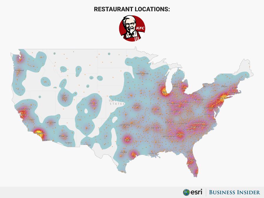 Mapy_dominancie_fast_foodovych_retazcov_v_USA_KFC