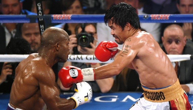 Manny Pacquiao je jedným z mnohých profesionálnych boxerov, ktorí sa rozhodli pre rukavice Cleto Reyes.