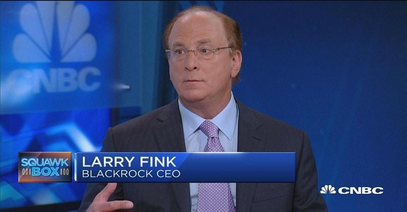 Larry Fink z BlackRock