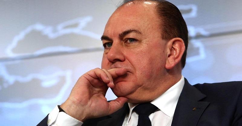 Predseda banky UBS, Axel Weber.