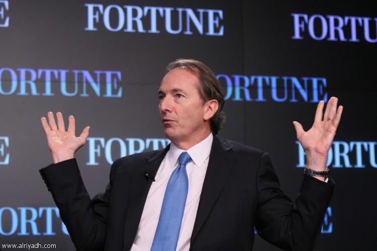 Generálny riaditeľ spoločnosti Morgan Stanley, James Gorman.