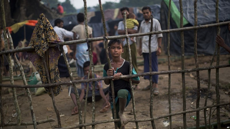 Príspevky na Facebooku podnietili násilie v Mjanmarsku.