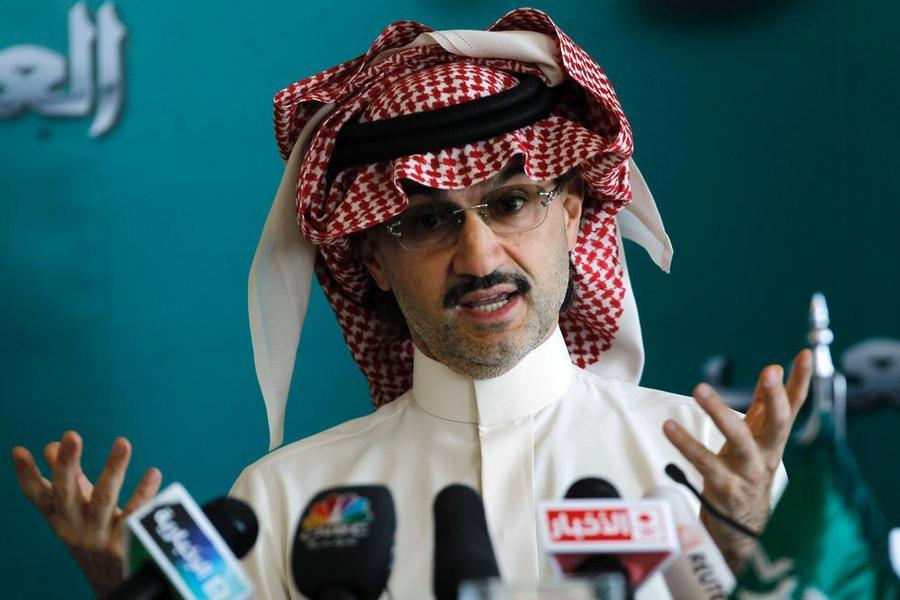 Princ Alwaleed bin Talal nie je fanúšikom Bitcoinu.