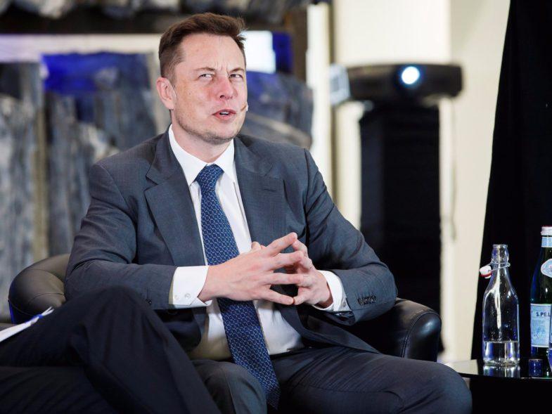 """Musk povedal zamestnancovi: """"Nič ste zatiaľ nepovedali. Načo tu vlastne ste?"""""""