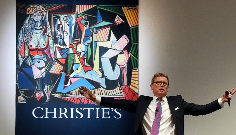 """Picassov obraz """"Les femmes d'Alger"""" sa predal v roku 2015 za rekordných $179 miliónov."""