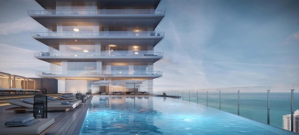 [OBR] Realizácia výstavby Aston Martin Residences v meste Miami by mala byť dokončená v roku 2021.
