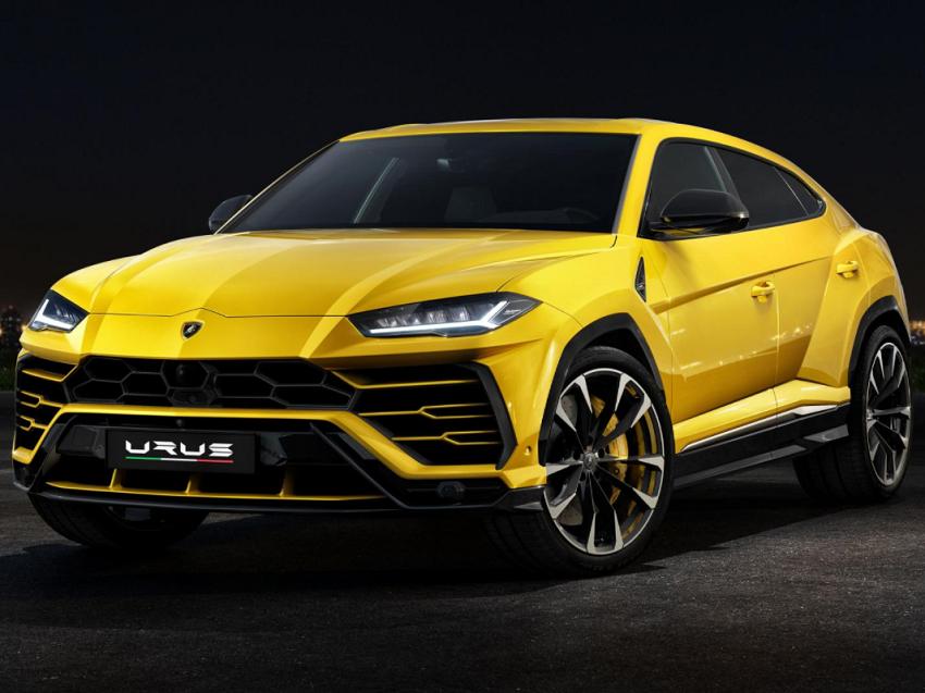 Nový model Lamborghini Urus.