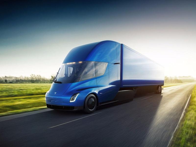 Ťahač od spoločnosti Tesla si predobjednali poprední klienti ako Pepsi, Walmart a Anheuser-Busch.