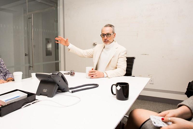 """Realitný maklér z NYC - Leonard Steinberg uvádza: """"Čas je posledným luxusom."""""""