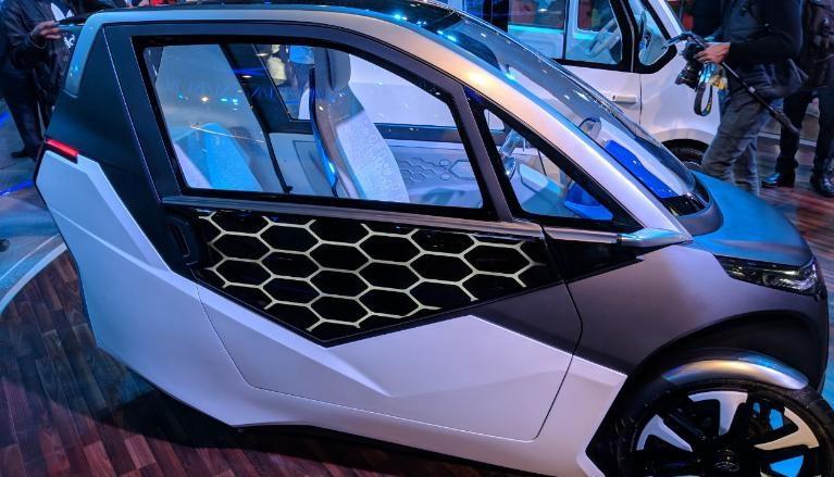 Mahindra je jedinou automobilkou v Indii, ktorá predáva elektrické autá na osobné použitie.