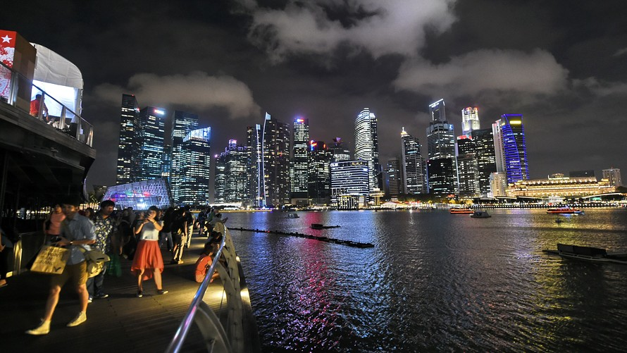Najdrahším mestom sveta na zozname od The Economist Group je Singapur.