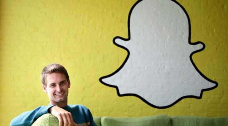 Evan Spiegel, generálny riaditeľ spoločnosti Snap.