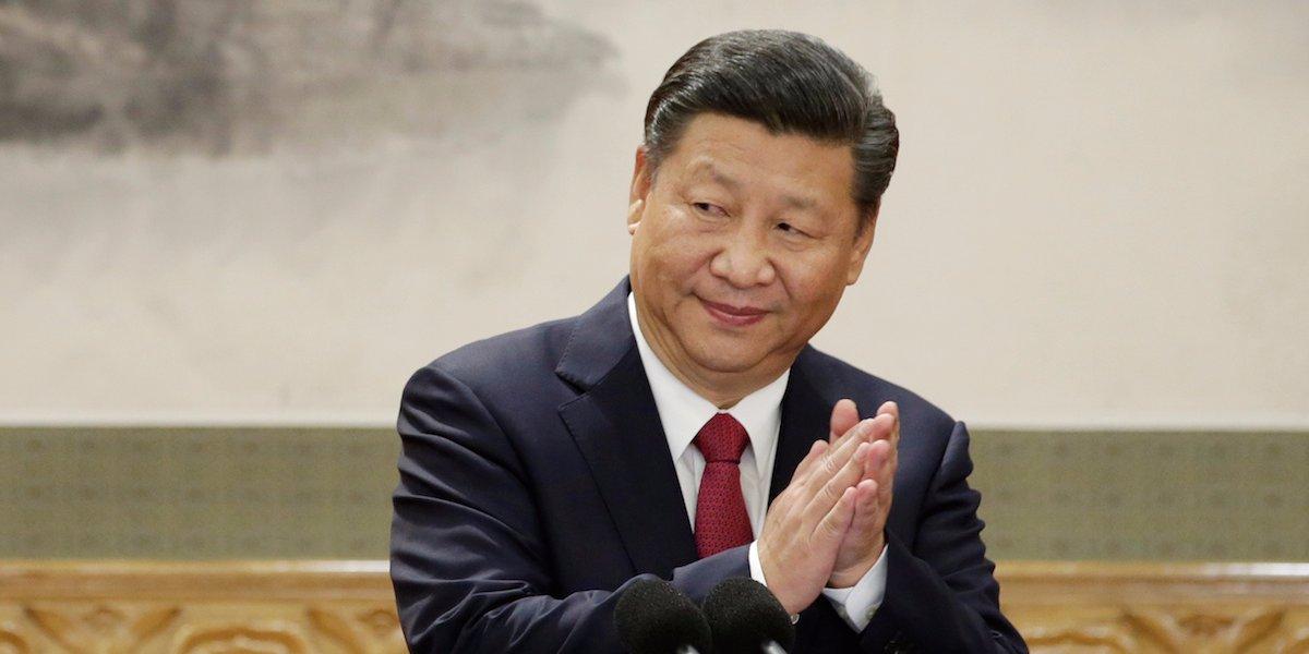 Čínsky prezident Xi Jinping.