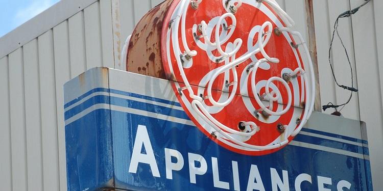 Logo spoločnosti General Electric Appliances.
