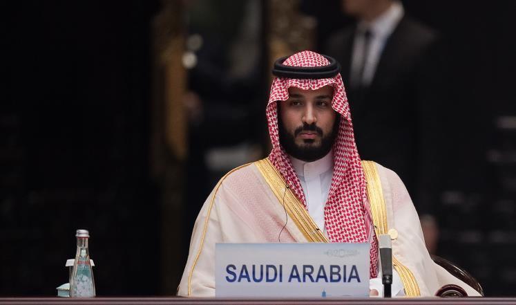 Mohammed bin Salman, korunný princ Saudskej Arábie.