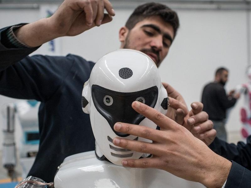 Roboti budú v našej budúcnosti zohrávať vysokú úlohu