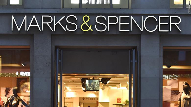 Marks & Spencer má v súčasnosti v Británii viac ako 1000 pobočiek.