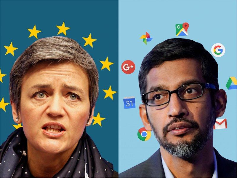 EU_ulozi_spolocnosti_Google_pokutu_5_miliard