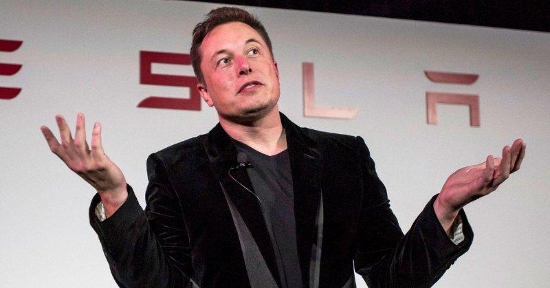 Elon Musk - CEO Tesla.