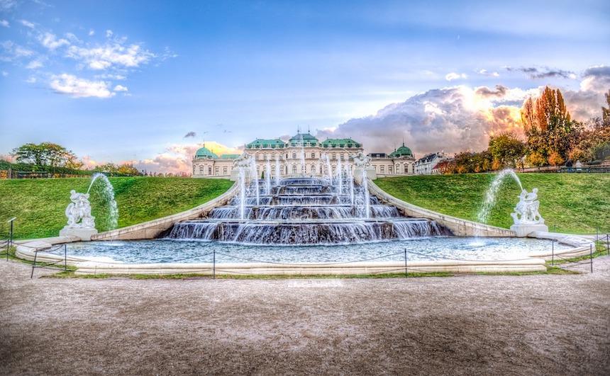 Viedeň.