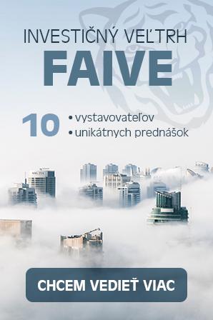 Jediný Finančný a Investičný Veľtrh na Slovensku
