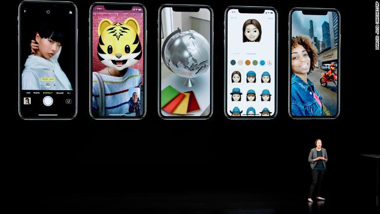 Nová rada iPhonu X.