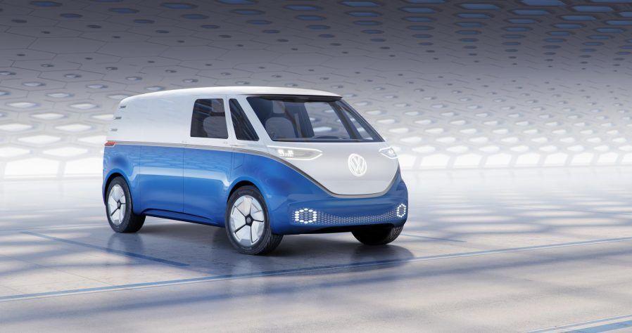 Dodávka Volkswagen ID Buzz Cargo by mala začať byť predávanou v roku 2021 až 2022.