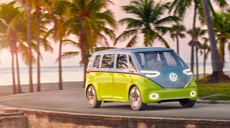 Volkswagen dúfa, že elektrické dodávky ID Buzz Cargo a ID Buzz prejdú do autonómnej jazdy do polovice roka 2020.