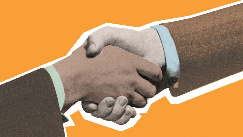 Odhodlané podanie ruky môže Váš prvý dojem vytvoriť ale aj zničiť.