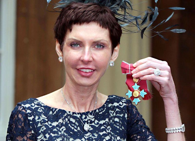 Denise Coates z firmy Bet365.
