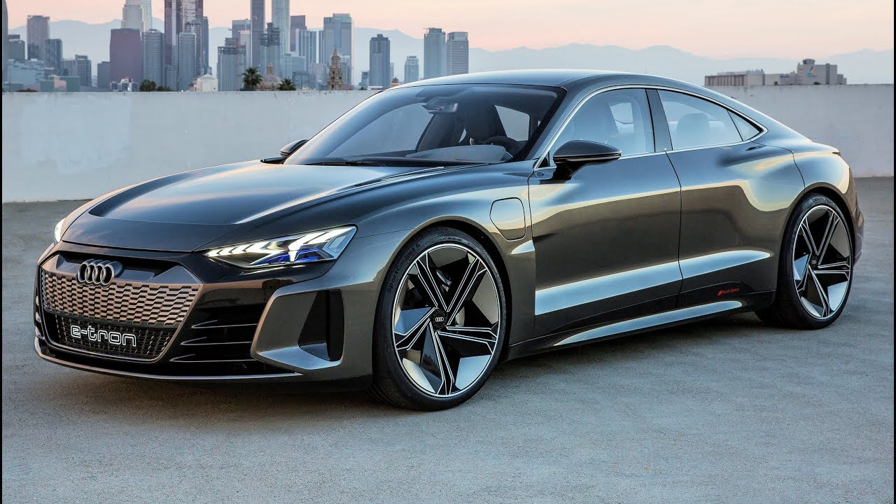 Audi eTron.