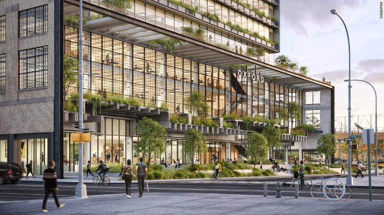 Google uviedol, že sa rozšíri tri kancelárske budovy v blízkosti rieky Hudson, vrámci dolného Manhattanu.