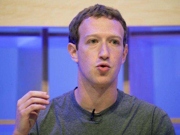Mark Zuckerberg je štvrtým najbohatším jednotlivcom v USA.