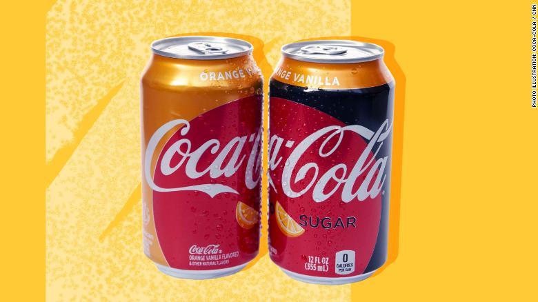 Kola s príchuťou pomaranč s vanilkou, ako aj bez cukru sa dostane na regály 25. februára.