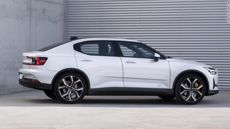 Polestar bola značka používaná na niektoré výkonné automobily Volvo. Teraz sa jedná o samostatnú značku.