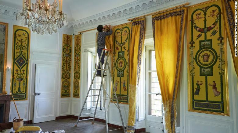 """Dior od LVMH financoval rekonštrukciu """"Queen's House"""" vo Versailles, ktorá bola znovu otvorená v roku 2018."""