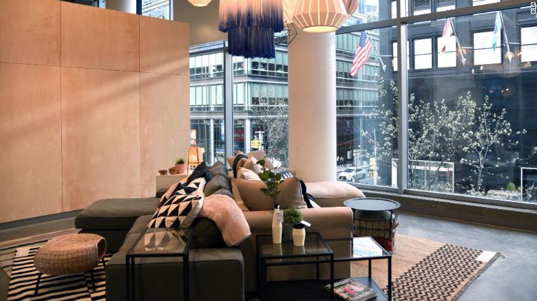 Preco_Ikea_otvara_maly_obchod_v_New_Yorku