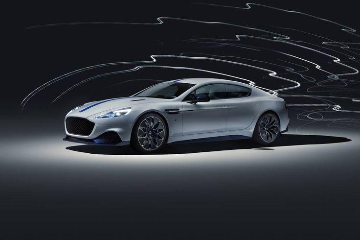 Aston Martin - Rapide E.