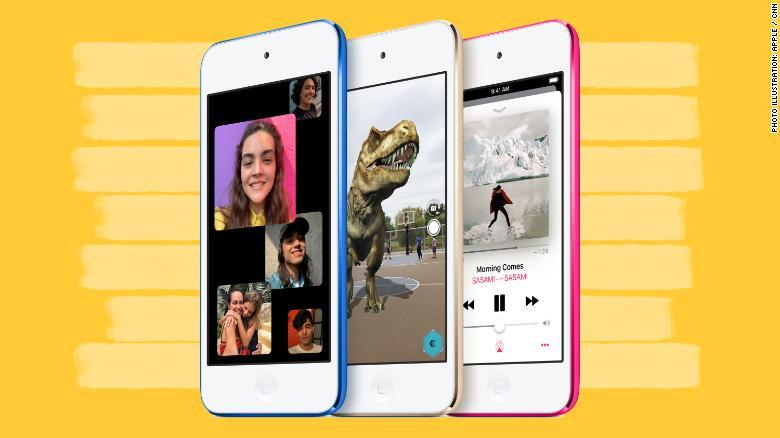 Nový iPod Touch od spoločnosti Apple prichádza s rýchlejším čipom.