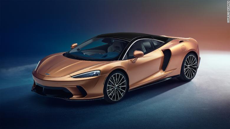 McLaren GT je dlhší a priestrannejší ako ostatné autá automobilky McLaren.