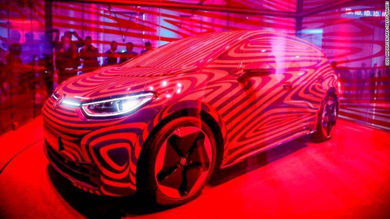 Elektrické vozidlo Volkswagen ID 3 je u zákazníkov obľúbené.
