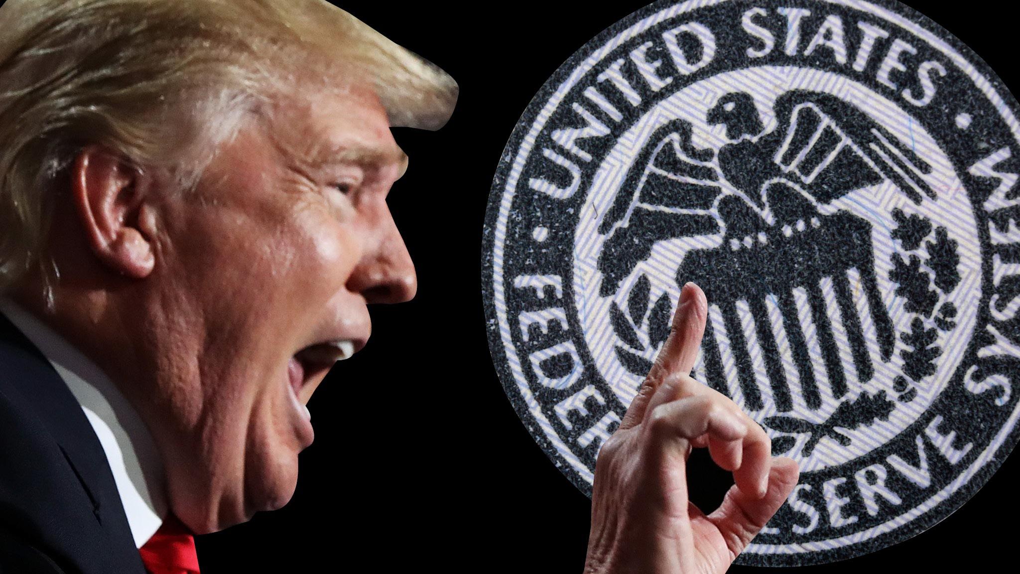 Trump_Ak_Fed_znizi_urokove_sadzby_USA_obchodnu_vojnu_vyhraju