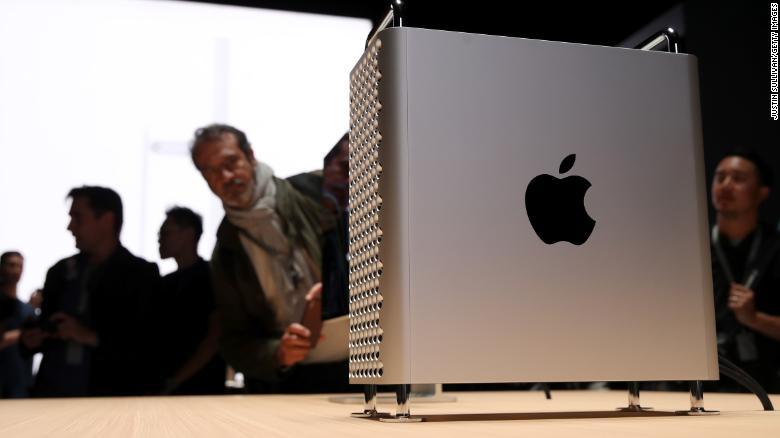 Nový Mac Pro bude zostavený v Číne.