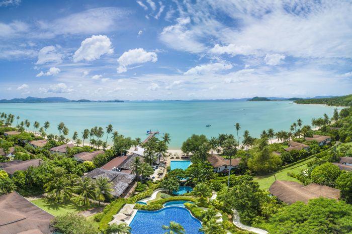 Rezort Village - Coconut Island, Thajsko.