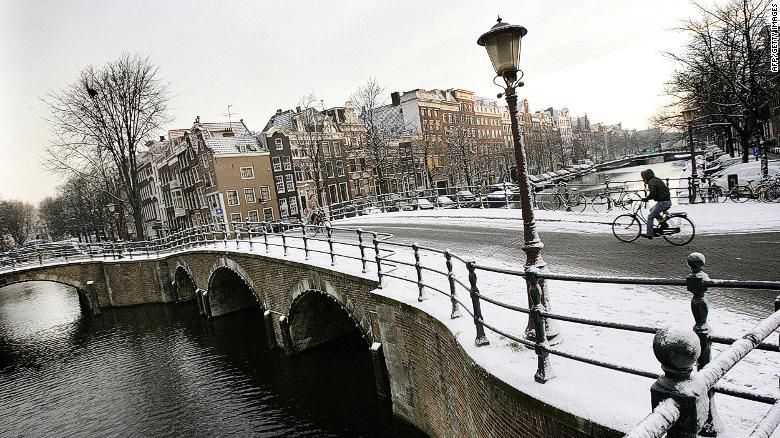 Amsterdam prispieva k inteligentnému rozvoju mesta prostredníctvom svojho inovatívneho programu otvorených dát.