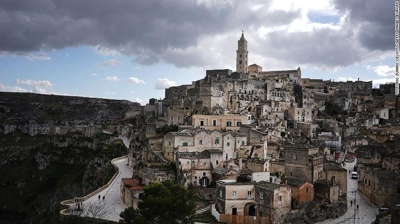 Starobylé talianske mesto Matera sa chce stať jedným z prvých 5G miest v Európe.