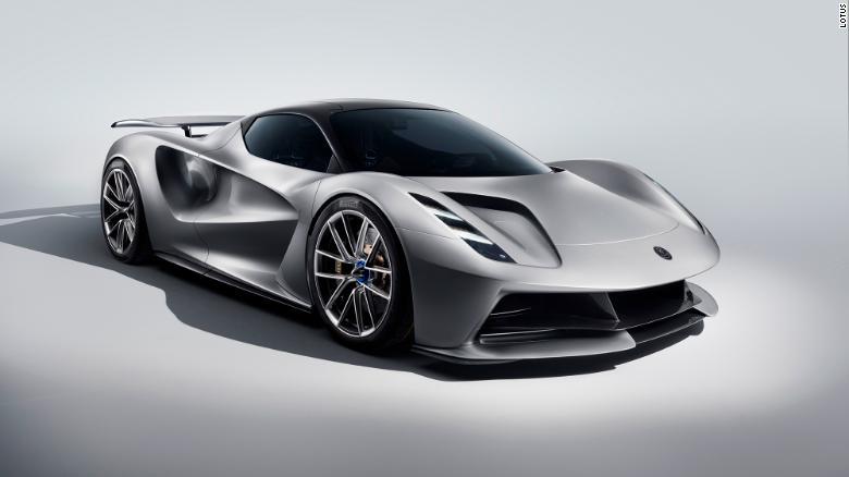 V režime Track sa vysunie zadné krídlo, aby sa zlepšil vysokorýchlostný výkon vozidla.