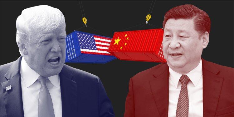 Obchodné napätie medzi USA a Čínou vyvoláva strach a neistotu na finančných trhoch.